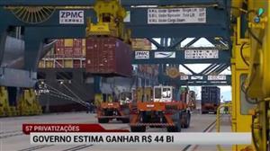 Governo anuncia pacote com 57 privatizações