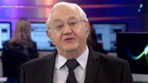 """Bendine foi visto como administrador honesto"", diz Boris Casoy"