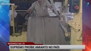 STF proíbe amianto no País