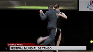 Brasileiros chegam à final de Mundial de Tango em Buenos Aires