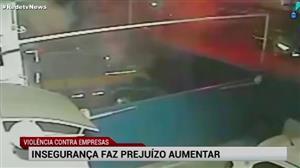 Insegurança causa prejuízo bilionário para empresas brasileiras