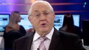 """""""Para Janot, a Lava Jato não corre riscos"""", avalia Boris Casoy"""