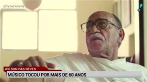 Baterista Wilson das Neves tocou por mais de 60 anos