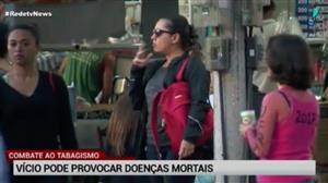 Tabagismo é a principal causa de morte evitável do mundo, diz OMS