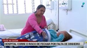 Hospital da região metropolitana de BH pode fechar por falta de dinheiro