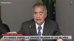 Cerveró e Gabrielli são condenados em caso de compra de refinaria nos EUA