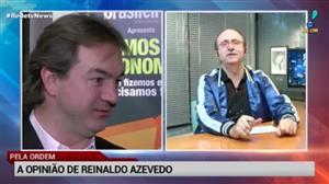 """""""Delação de Joesley virou uma esculhambação"""", critica Reinaldo Azevedo"""