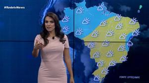 Norte deve ter fortes pancadas de chuva neste domingo (3)