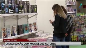 Confira as novidades da 18ª Bienal do Livro do Rio de Janeiro