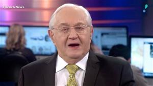"""""""Redução da taxa Selic vai ajudar na retomada da economia"""", diz Boris Casoy"""