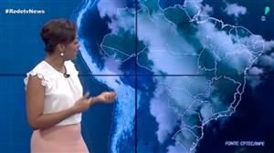 Pancadas de chuva atingem Norte e Nordeste nesta quinta (7)