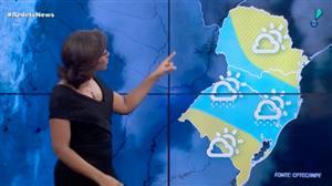 Chuva atinge a maior parte da região Sul