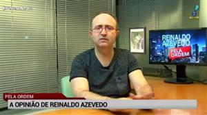 """Reinaldo Azevedo: """"Janot produziu a maior vergonha do Direito brasileiro"""""""