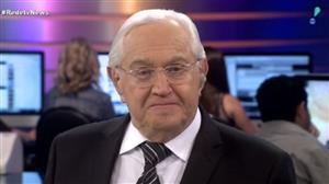 """""""A Petrobras, hoje, é um fantasma de si mesmo"""", critica Boris Casoy"""