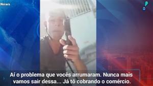 Miliciano morre após transmitir invasão à comunidade no Rio