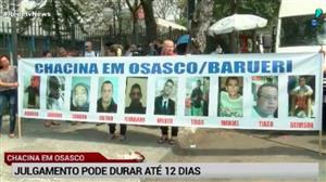 Começa julgamento da chacina de Osasco, a maior de São Paulo