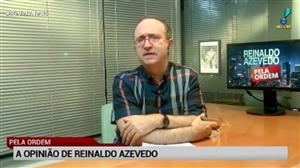 """Reinaldo Azevedo: """"Em seu mandato, Janot esqueceu o devido processo legal"""""""