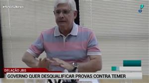 Delatores não deixam de ser bandidos, diz Janot