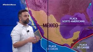 """Especialista: """"Terremoto no México foi devastador pois aconteceu em cidade"""""""