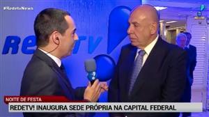 RedeTV! inaugura sede própria em Brasília