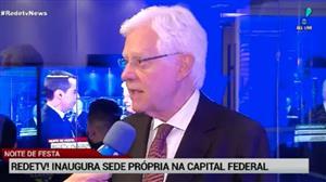 """""""Informação é indispensável para uma vida democrática"""", diz Moreira Franco"""