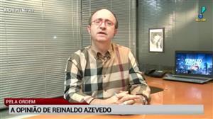 """Reinaldo Azevedo: """"Lula colocaria um candidato seu no 2º turno de 2018"""""""