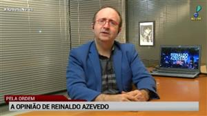"""""""Senado tem o poder de rever a punição a Aécio Neves"""", diz Reinaldo Azevedo"""
