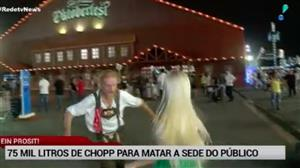 Oktoberfest desembarca em SP pela primeira vez