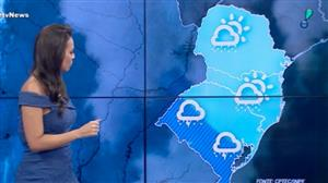 Sul tem previsão de forte chuva para esta sexta (13)