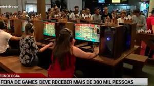 Brasil Game Show deve receber mais de 300 mil pessoas em SP