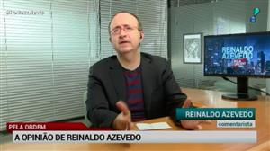 """""""Vídeos de Funaro não poderiam ter sido divulgados"""", diz Reinaldo Azevedo"""