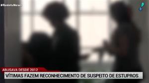 Vítimas de estuprador em SP reconhecem agressor