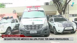 Sequestro de médico no Rio pode ter mais envolvidos