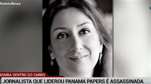 Jornalista que liderou o Panama Papers é morta em atentado em Malta