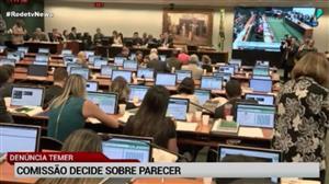 Líderes ainda orientam bancadas sobre votação de denúncia de Temer