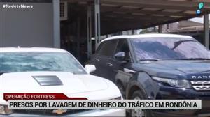 Polícia prende suspeitos por lavagem de dinheiro em Rondônia