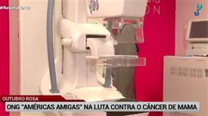 ONG ajuda mulheres de baixa renda na luta contra câncer de mama