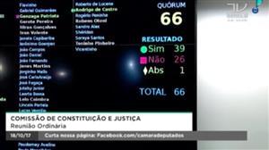 Câmara se prepara para votar parecer de relatório pró-Temer no plenário