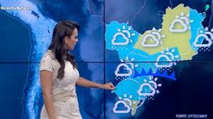 Frente fria deixa tempo instável no Sul do Brasil