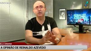 Pesquisa sobre estupro no Brasil é uma fraude, critica Reinaldo Azevedo