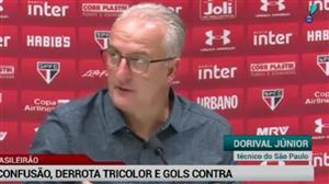 Após derrota para o Fluminense, São Paulo fechará treinos