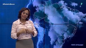 Pancadas de chuva atingem região Sul neste domingo (22)