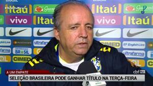 Seleção brasileira de futebol feminino pode ganhar título nesta terça