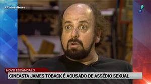 Cineasta James Toback é acusado de assédio sexual