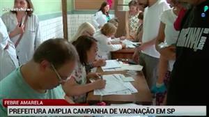 Prefeitura amplia vacinação na zona norte de SP