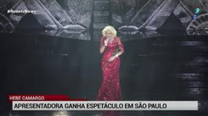 Hebe Camargo vira tema de musical que estreia em São Paulo