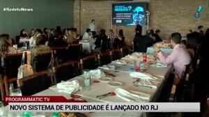 Novo sistema de publicidade da RedeTV! é lançado no Rio