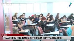 Enem reforça segurança contra fraudes; 1ª prova é domingo (5)