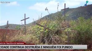 Tragédia em Mariana completa 2 anos; ninguém foi preso