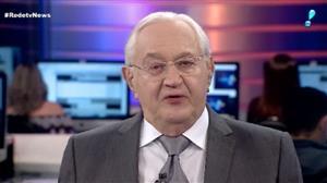 """Boris Casoy sobre troca na PF: """"Referências de Segóvia são muito boas"""""""